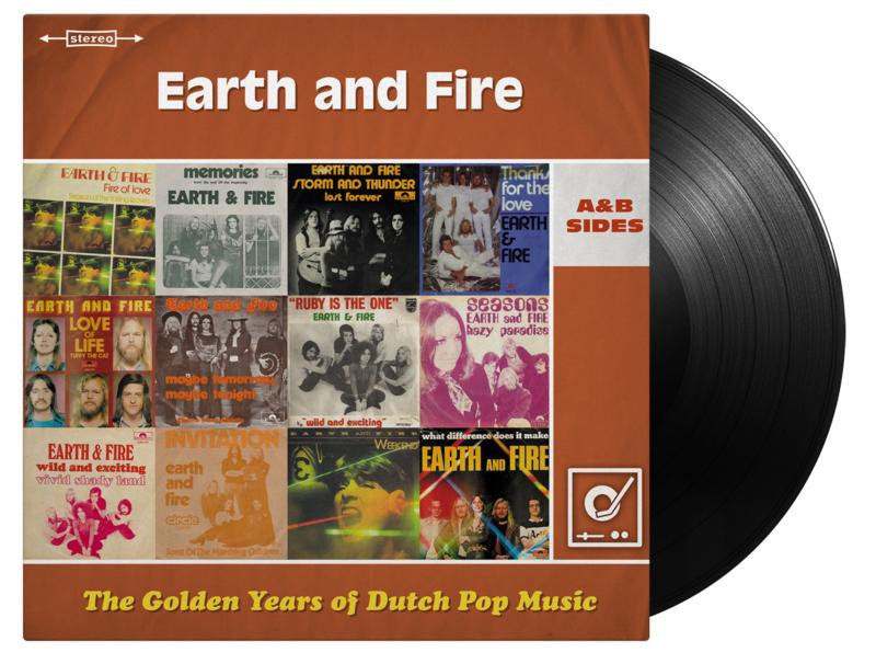 Earth & Fire Golden Years OF Dutch Pop Music 2LP