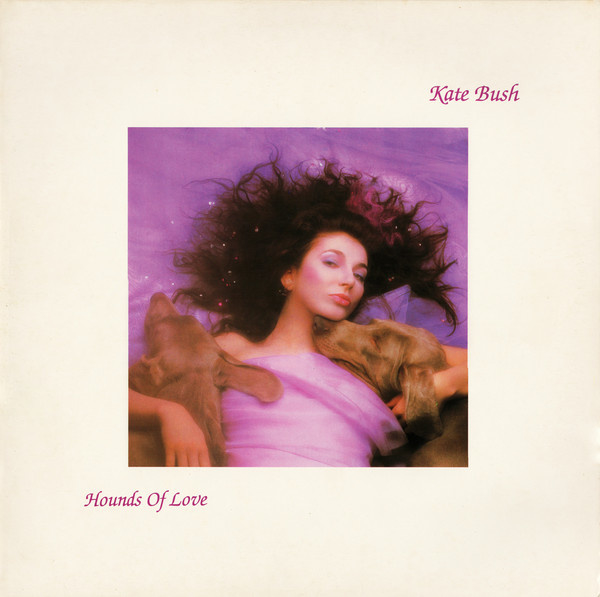 Kate Bush Remasters Hounds Of Love LP