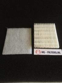 Brink Renovent Sky 150 - G4/F7-filters - 535023 - 533002 - Art.nr. B3002