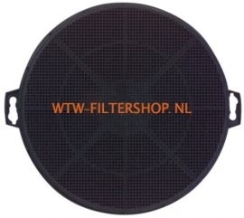 Koolstof filter Ariston  C00307665 - Type 210