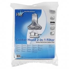 Afzuigkapfilter - 2-in-1 filter 57 x 47 cm -W4-49904/4