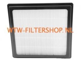 NILFISK Extreme H12 hepa filter series X100 > X300C - Art.nr. 5553