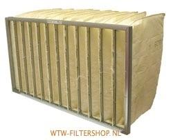 Topvex BFRO SR04 EU5 Filter - 205566 - Art.nr. 383705