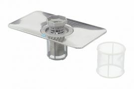 00435650 Filter set - Microfilter - Bosch Siemens vaatwasser