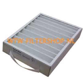 Genvex ECO375 - TS-TL - G4 filter cassette - Art.nr. 15.226.248.47.4