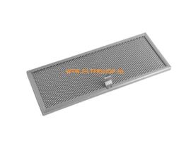 563-8020 NOVY / ITHO - Vetfilter 390 x 155 mm lip lange zijde