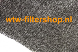 PPI filterdoek - 500 x 500 x 5 mm.
