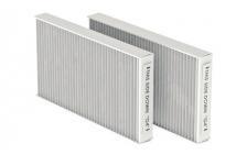 Zehnder Filterset ComfoAir 180 | G4/F7 | 400100091 | Pollenfilter
