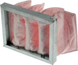 ATC filterbox zakkenfilter F7 - 200x165x270 - Art.nr. 81223