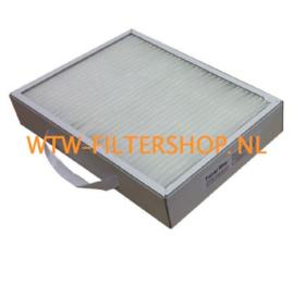 Genvex ECO375 - TS-TL - F7 filter cassette - Art.nr. 15.226.248.47.7