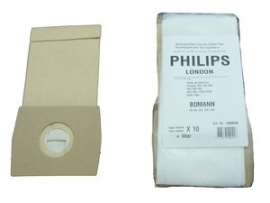 Stofzuigerzak  -  Philips London - HR6180 - HR6985 - Art.nr. 51000058