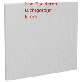 Itho luchtgordijn filters