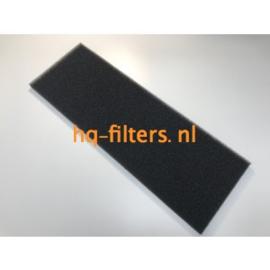 IVT filter Autoterm 370-480 | 120x480x13 mm