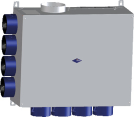 Schuim filter demandflow en qualityflow 545-7930