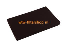 563-80057 Monoblock recirculatiefilter 237 x 390 mm