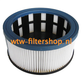 Starmix FPP 3600 filter wasbaar