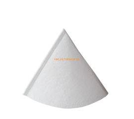 Kegelfilter voor afzuigventiel  DN 100 - Klasse G4 (10st.)