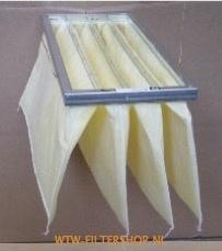 Topvex BFT 1000/TR03 F5 Filter - 203515 - Art.nr. 383707