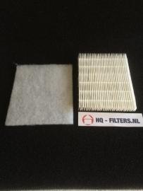Brink Renovent Sky 150 - G4/F7-filters - 533002 - Art.nr. 535023