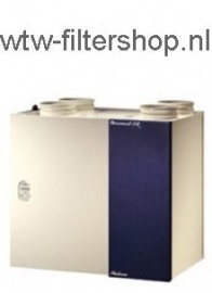 Brink Renovent HR 250 & 325 -  M & L met bypass - G3/M6 POLLENFILTER - Art.nr. 40204