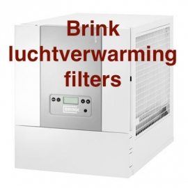 Brink luchtverwarming filters