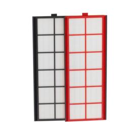 Zehnder ComfoD 450 | G4/F7 | 400100084  | Fijnstoffilter | met extra dichting