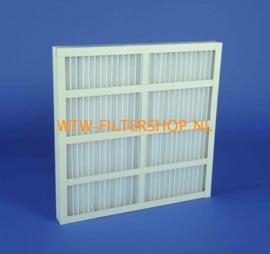 HQ-AIR filterpaneel G4 afm. 392x494x23 mm. Art. nr. PFK16201G4