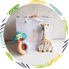 Sophie de giraf cadeauset - Rammelaar