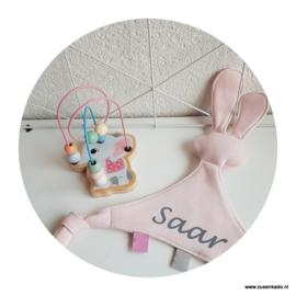 Tutpop konijn snoes groot  blush