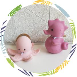 Tikiri badspeelgoed - Zeepaardje