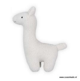 Jollein knuffel Lama XL - off-white