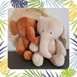 Jollein olifant knuffel