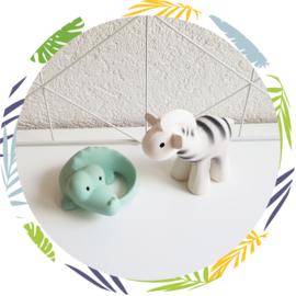 Tikiri badspeelgoed - Zebra