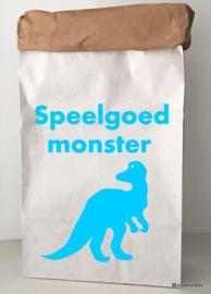 Paperbag Dino
