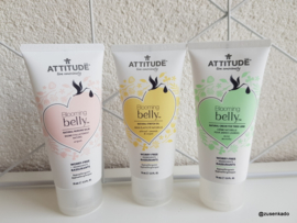 Attitude Blooming Belly Natural Stretch Oil