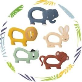 Trixie - Bijt- badspeelgoed dier vormen