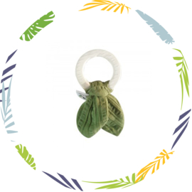 Tikiri bijtring - groene knoop