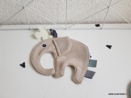 Tutpop  olifant ollie cream