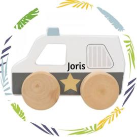 Tryco Speelgoed politieauto