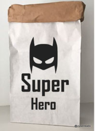Paperbag Super Hero