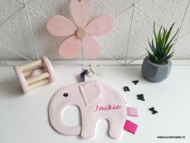 Tutpop  olifant ollie blush