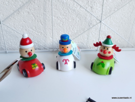 pull back car kerst