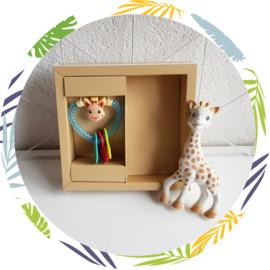 Sophie de giraf cadeauset - Bijtring