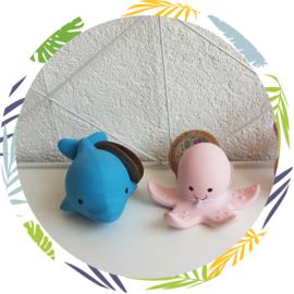 Tikiri badspeelgoed - Octopus