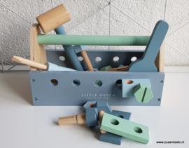 Little Dutch Houten gereedschaps kist