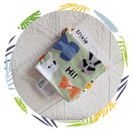 Trixie - Activiteitenboekje - 4 dieren