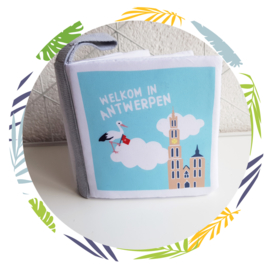 Babyboekje Antwerpen