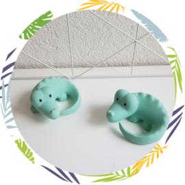 Tikiri badspeelgoed - krokodil