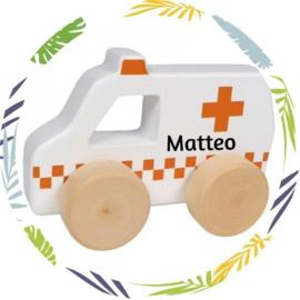 Tryco Speelgoed ambulance