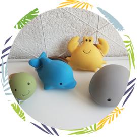 Tikiri badspeelgoed - Krab